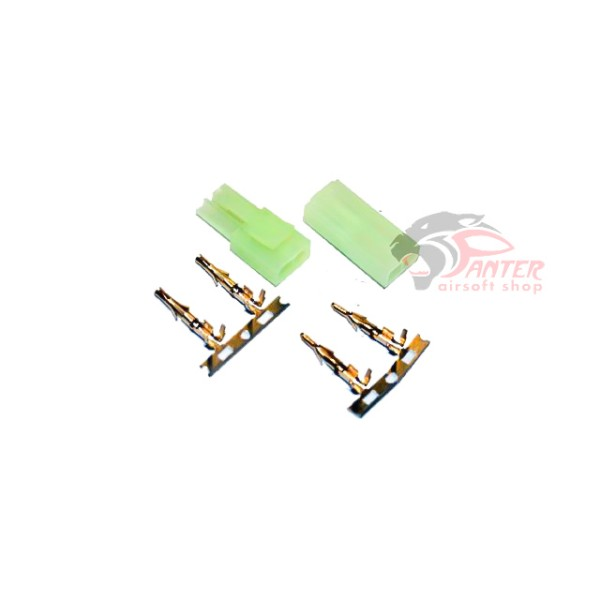 AIRSOFT KONEKTOR TAMYIA ELEMENT SET 2/1 MALA