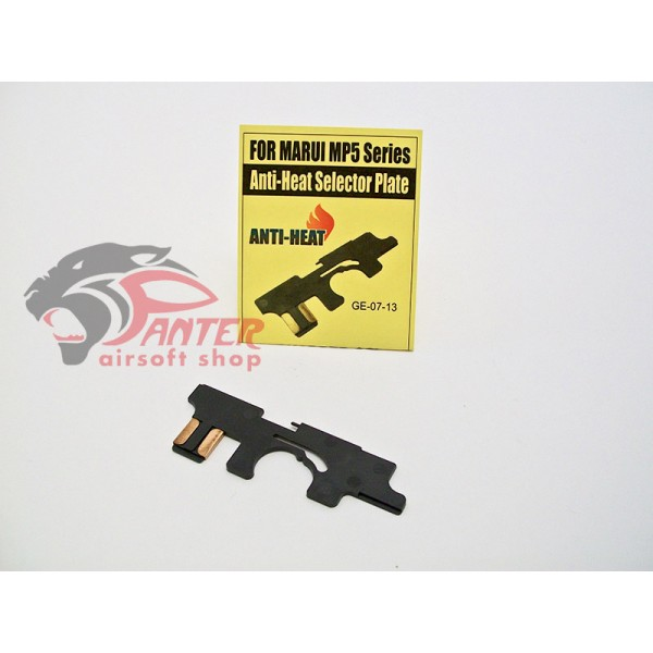 AIRSOFT SELEKTOR PLATE GUARDER ANTI-HEAT ZA MP5