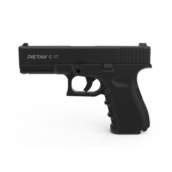 STRAŠILNA P.A.K. (START) PIŠTOLA RETAY G17 BLACK 9MM