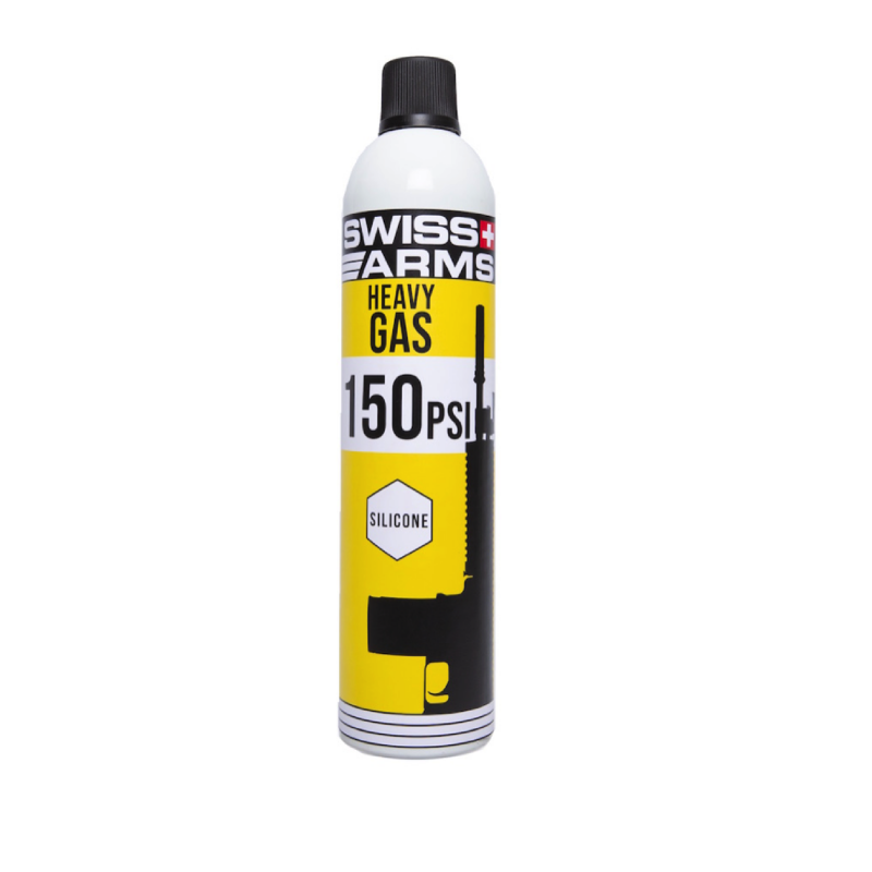 AIRSOFT PLIN SWISS ARMS EXTREME GAS 760ML 150 PSI
